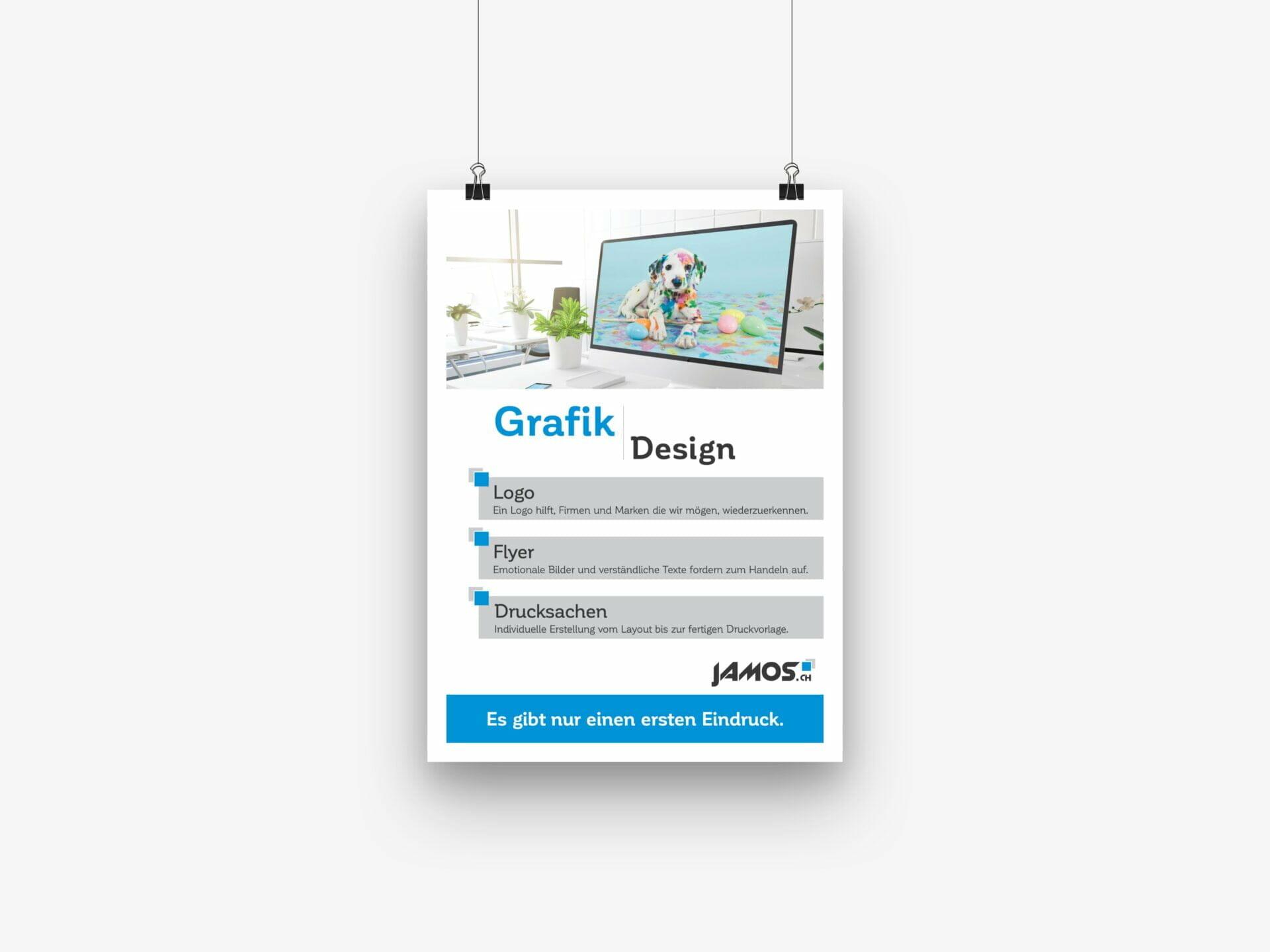 JAMOS Grafik Design