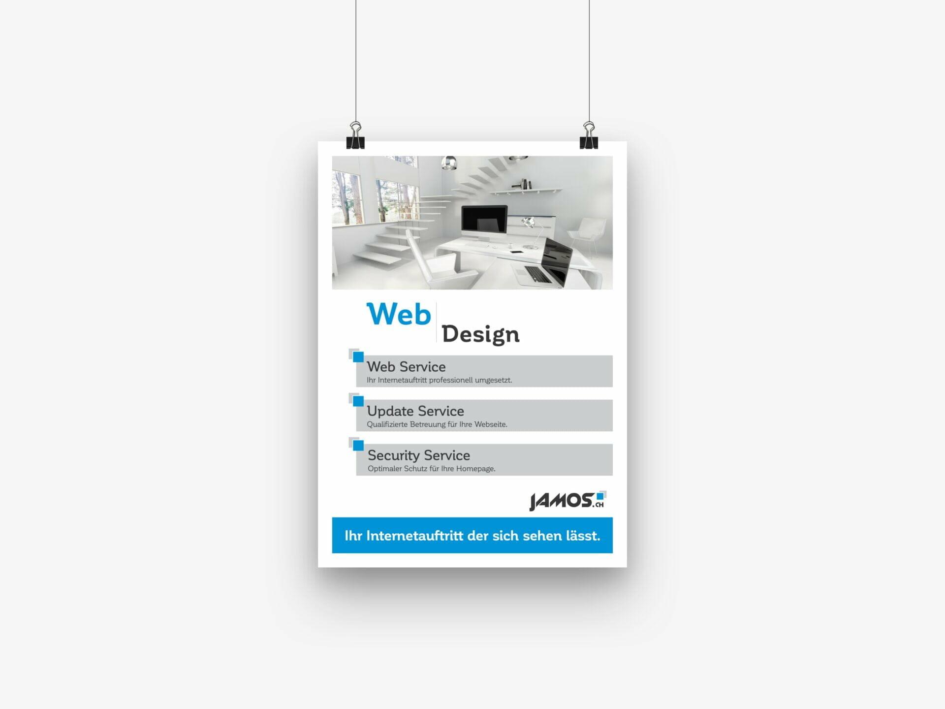 JAMOS Web Design