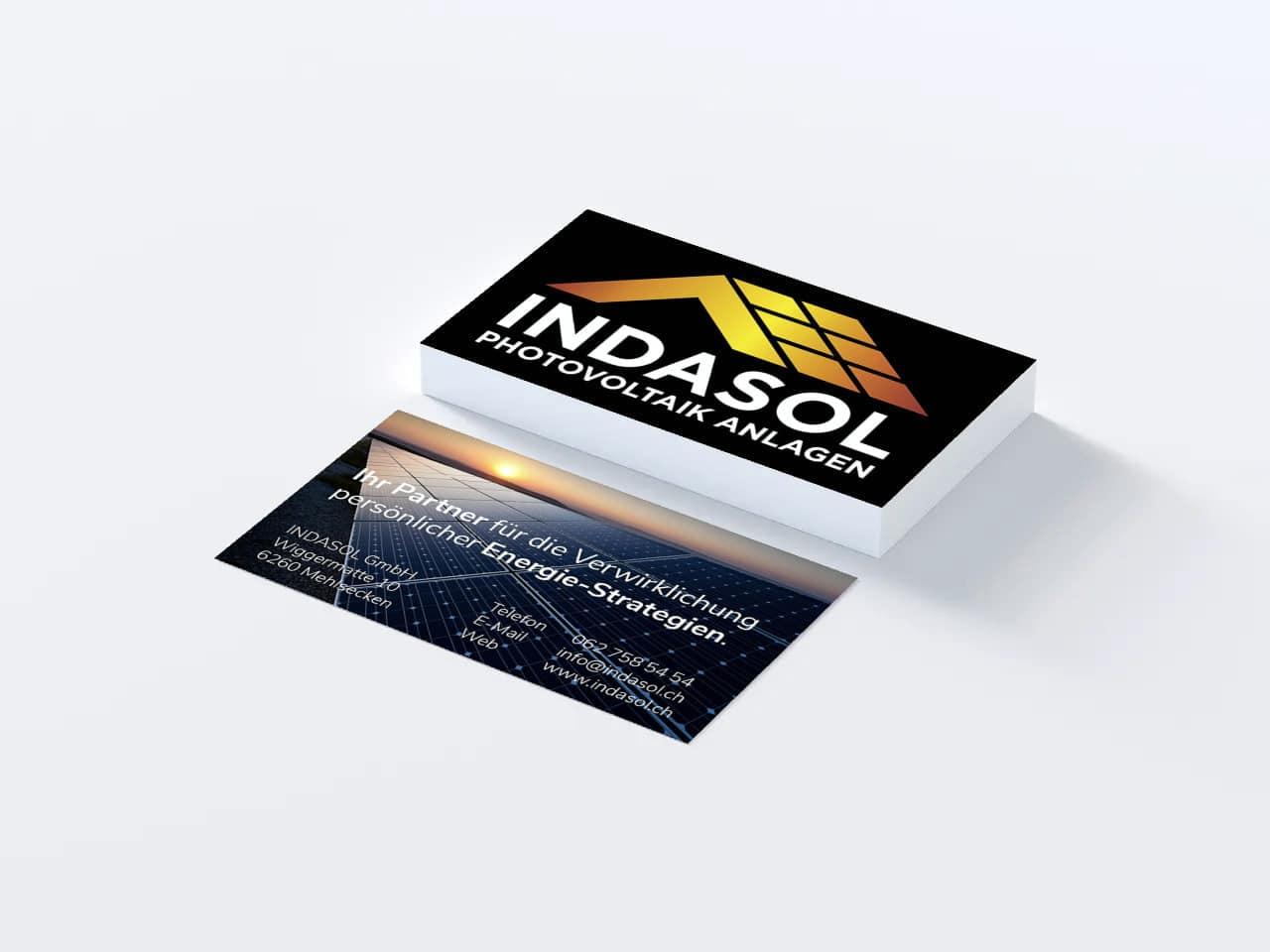 Indasol Photovoltaik Anlagen