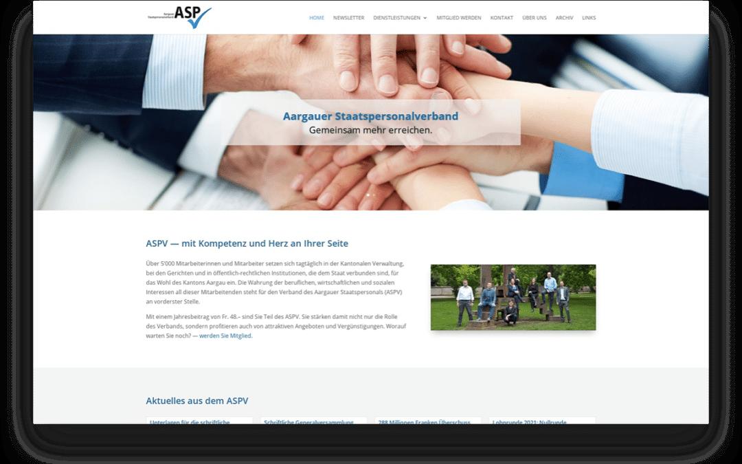 Aargauer StaatspersonalverbandASPV