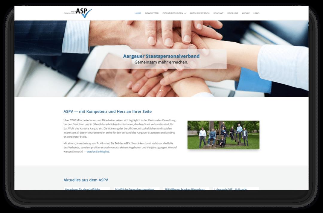 Aargauer Staatspersonalverband ASPV