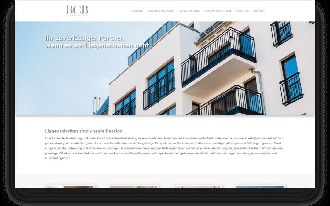 BCB Immobilien ManagementAG