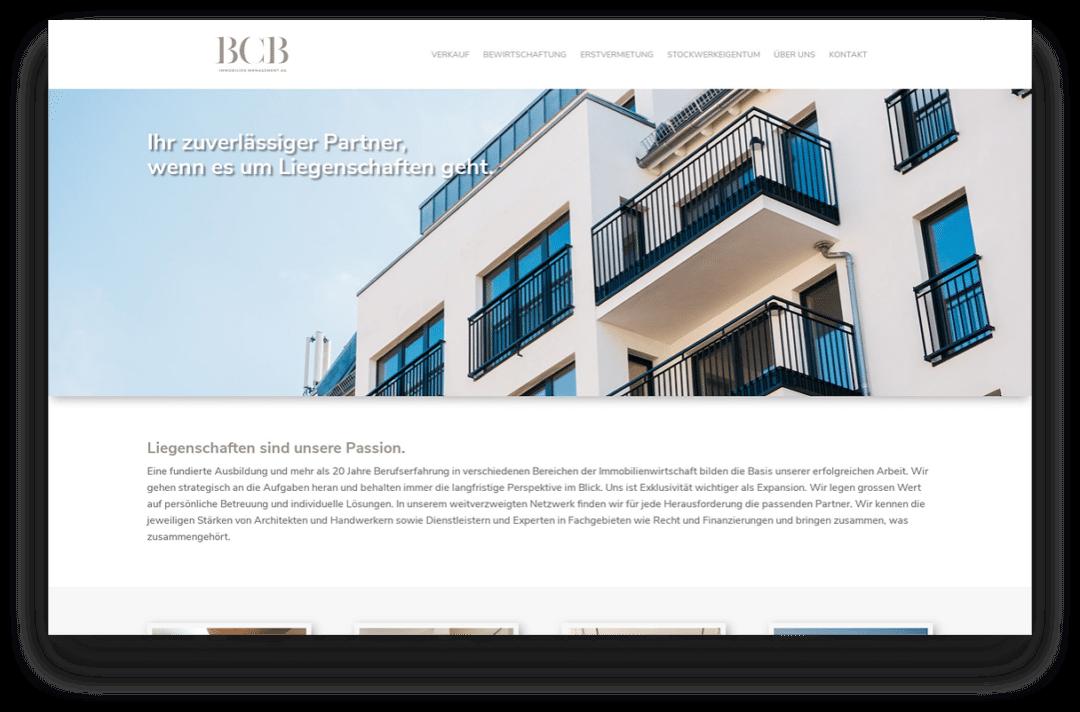 BCB Immobilien Management AG