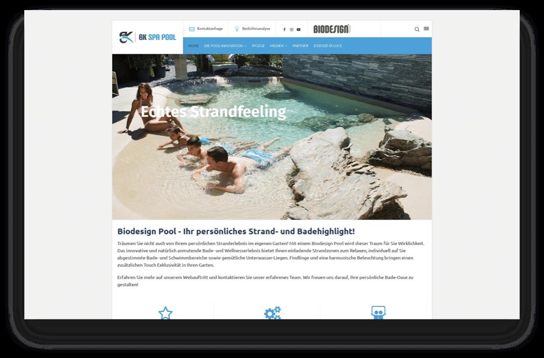 BK SPA Pool