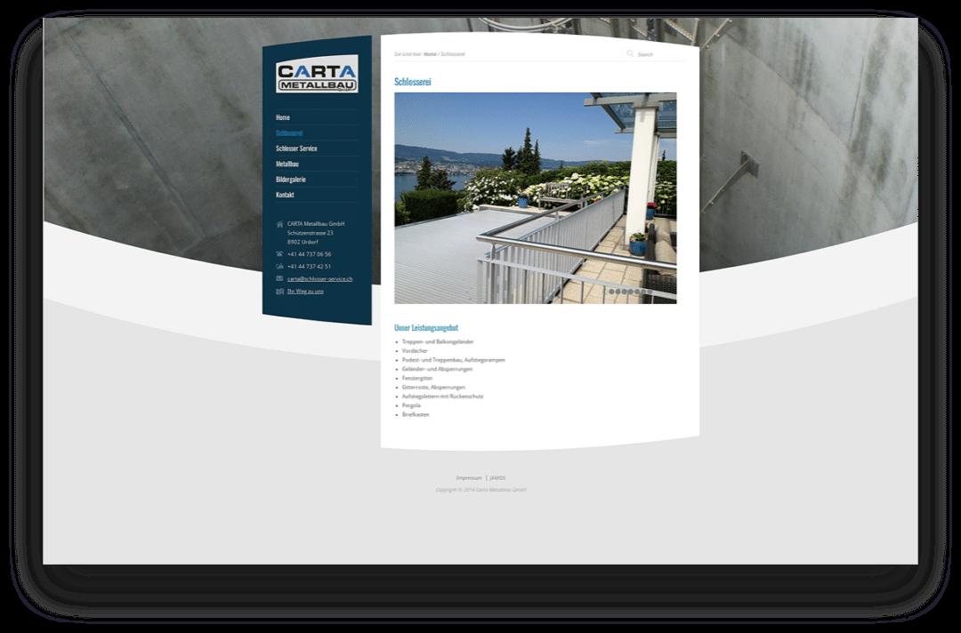 Carta Metallbau GmbH