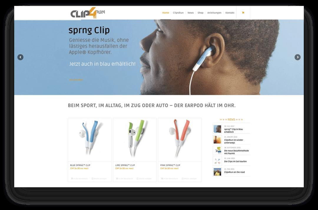 Clip4Run