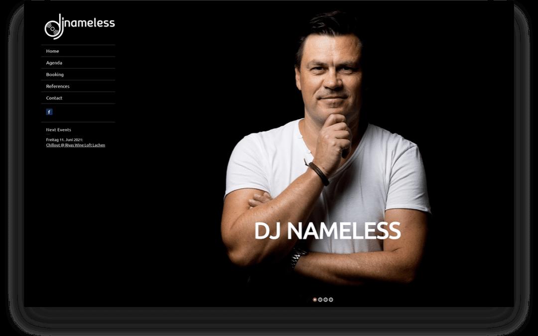 DJ Nameless Roman Marostica
