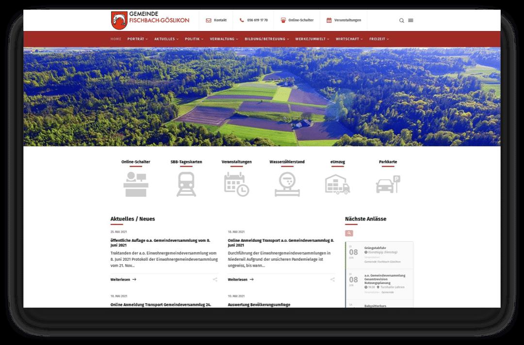 Gemeindeverwaltung Fischbach-Göslikon