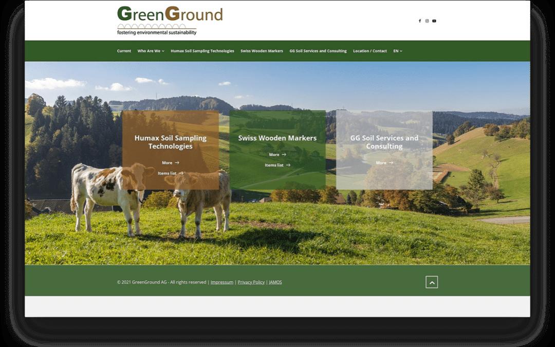 GreenGround AG