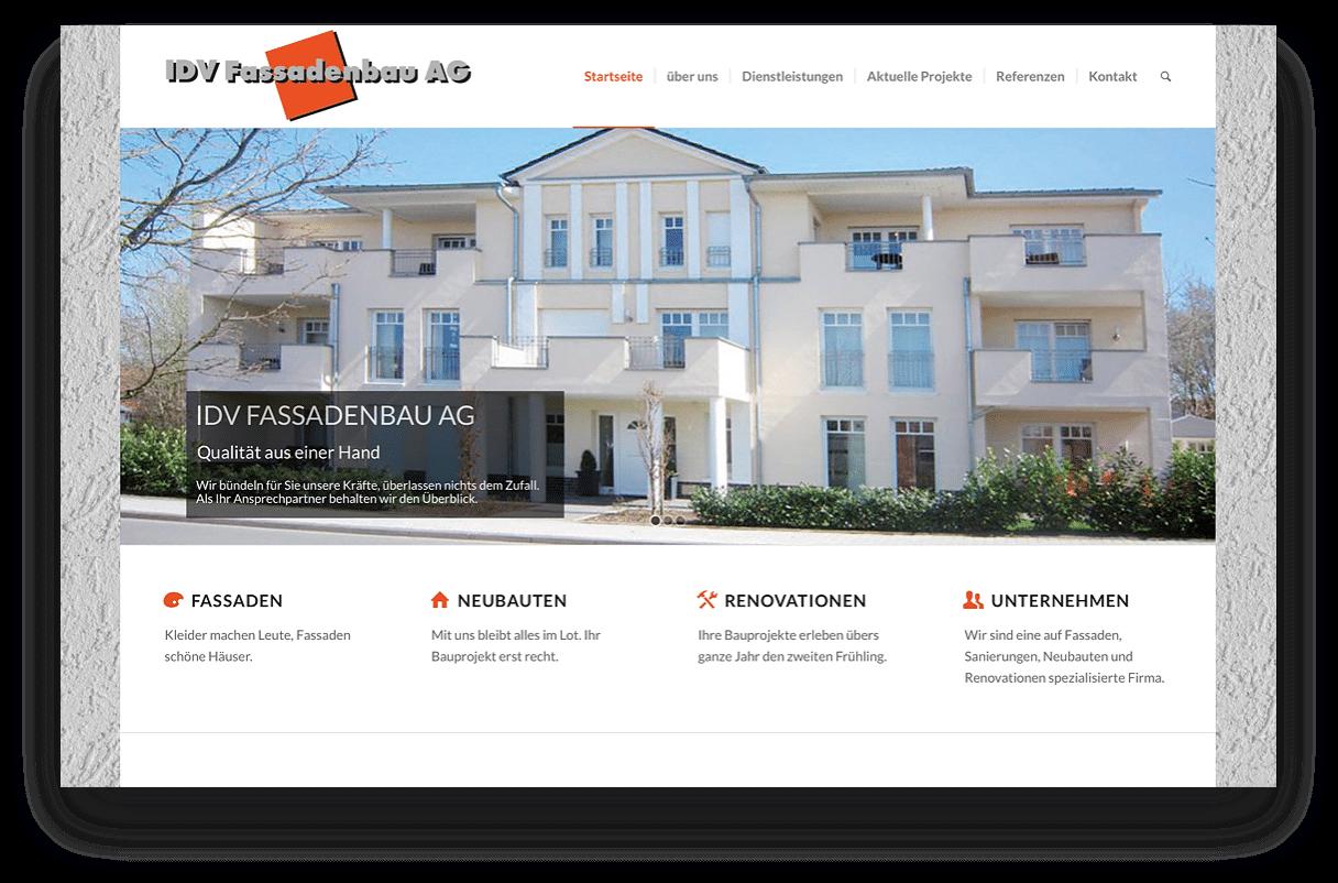 IDV Fassadenbau AG