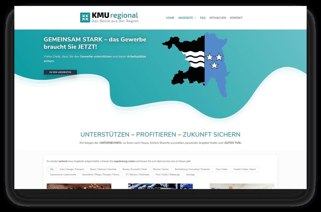 KMU regional