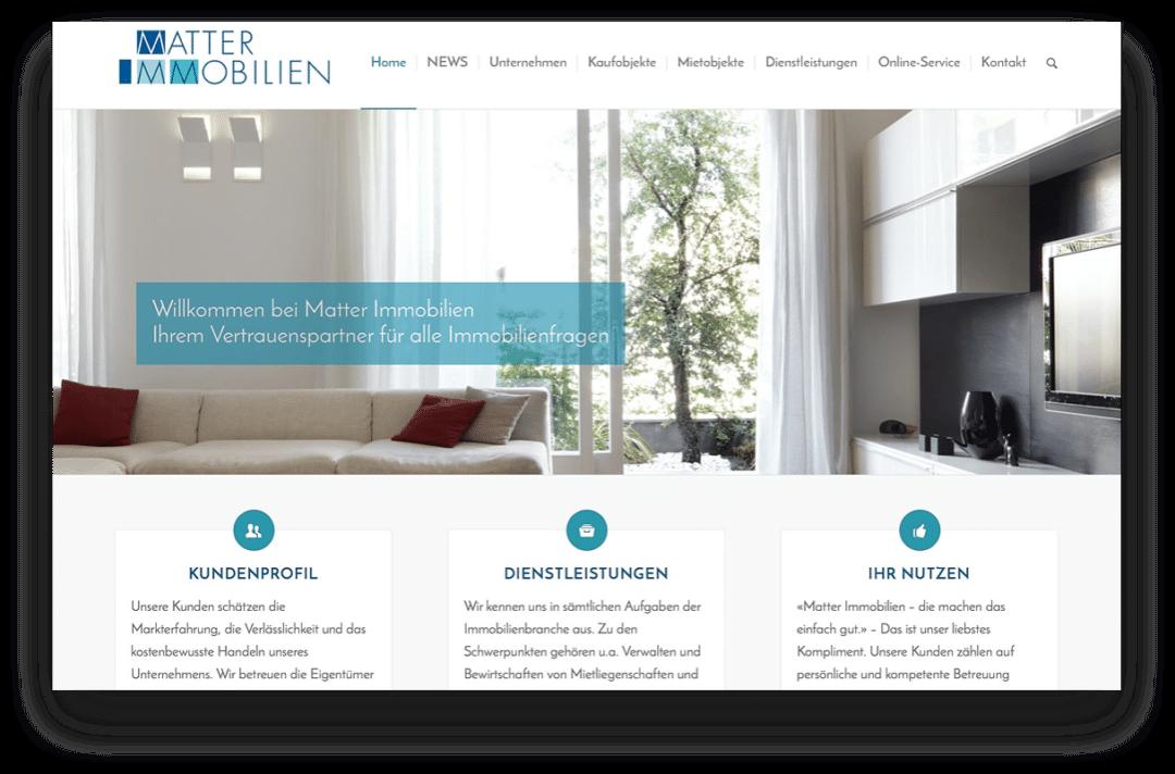 Matter Immobilien