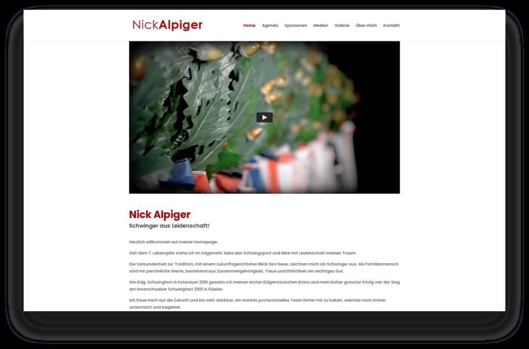 Nick Alpiger