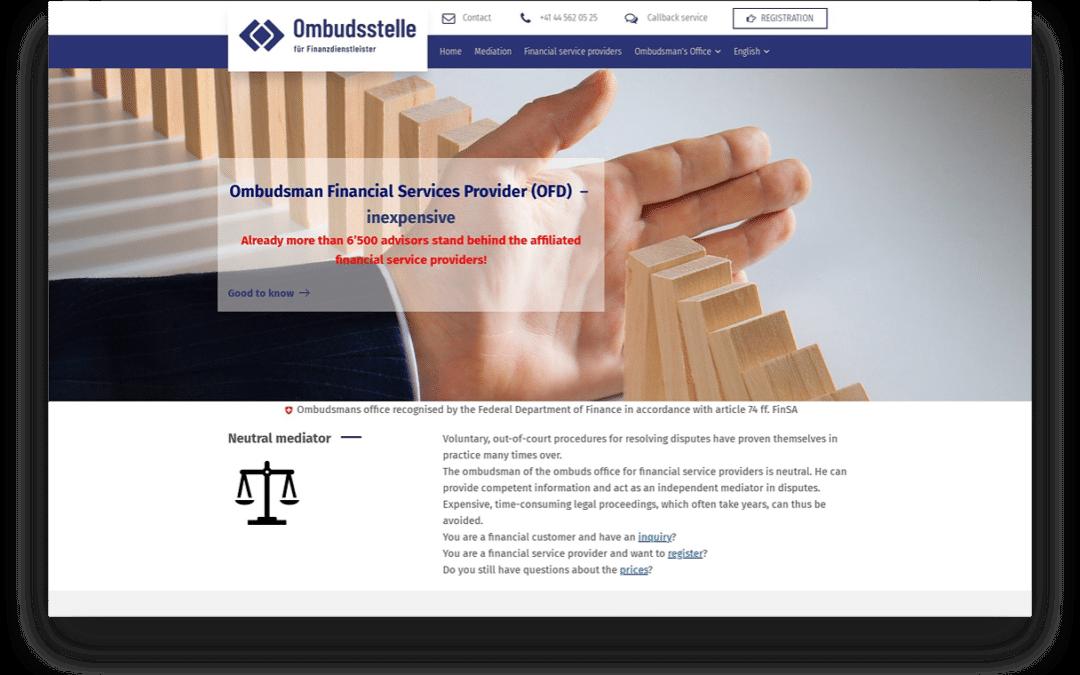 Ombudsstelle (OFD)