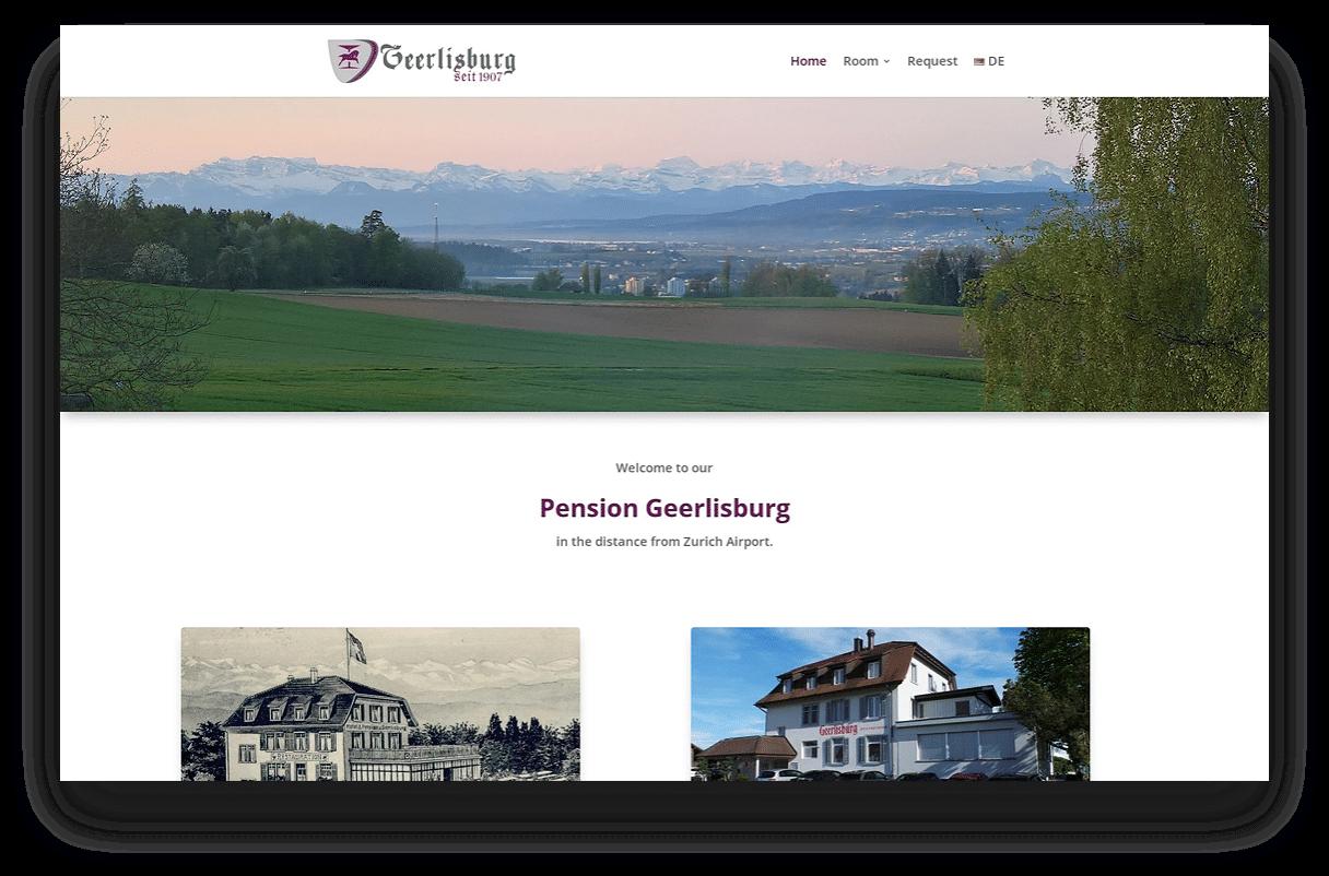 Pension Geerlisburg
