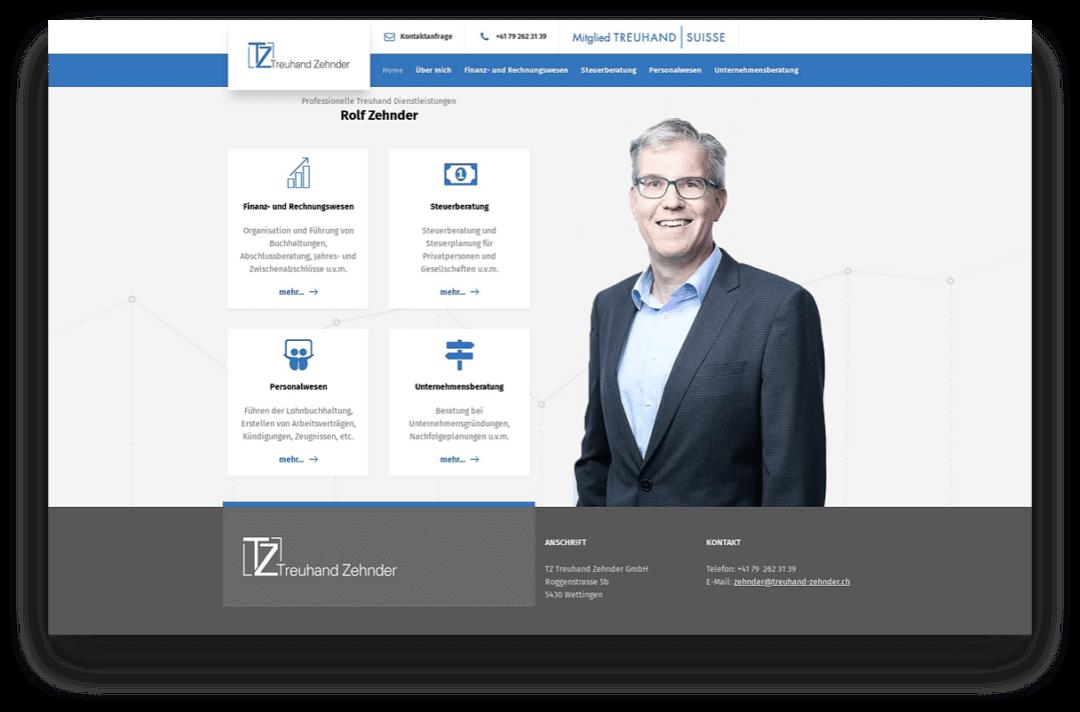TZ Treuhand Zehnder GmbH