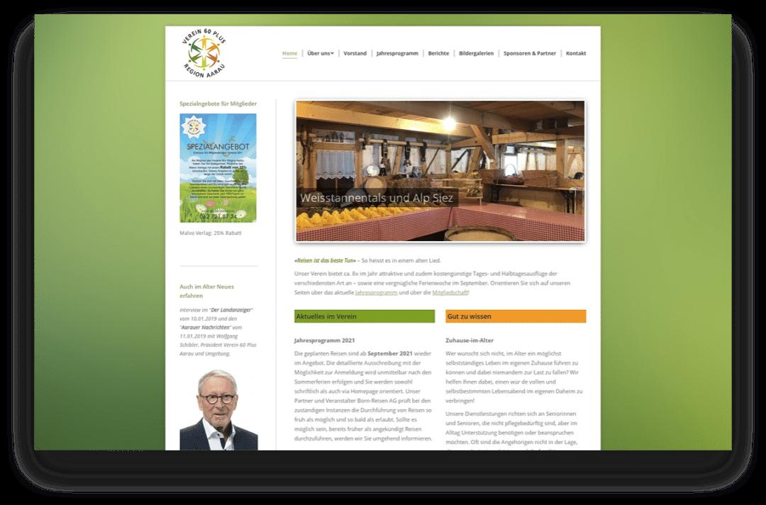 Verein 60 Plus Aarau und Umgebung
