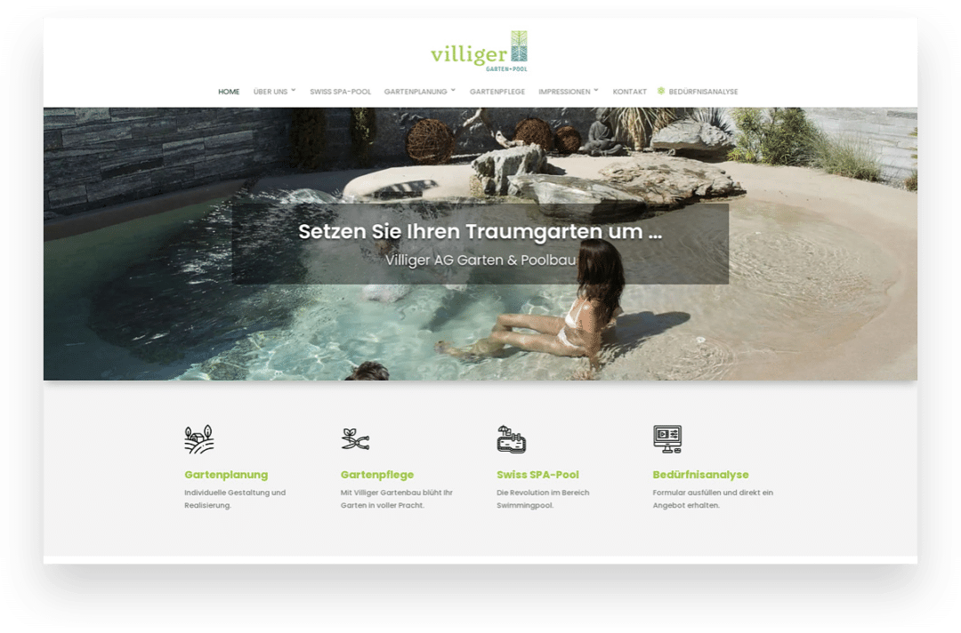 Villiger Garten & Pool