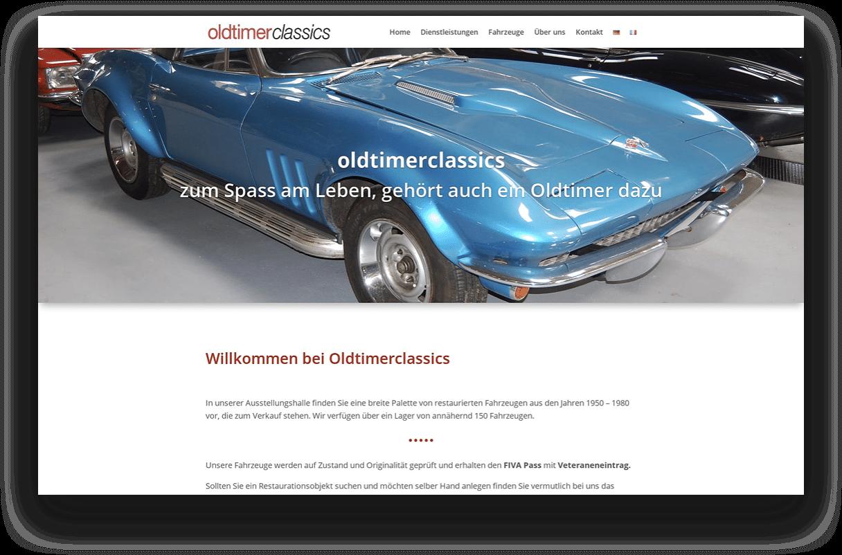 Oldtimerclassics GmbH